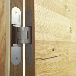 Межкомнатная дверь STRUKTUR от Австрийской фабрики DANA